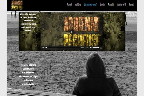 Site adriennepecheuse