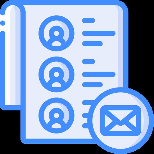 Liste de diffusion d'e-mails